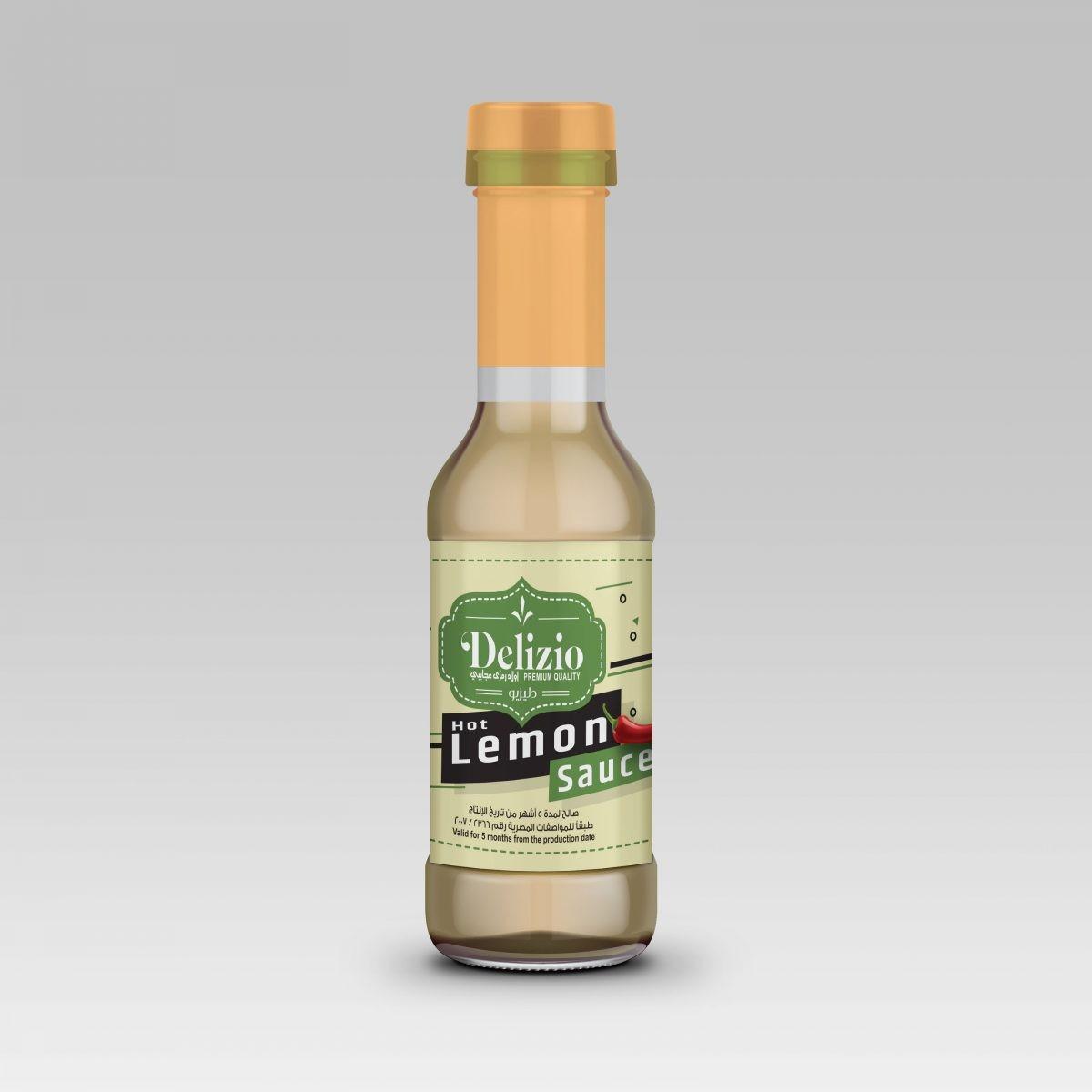 Hot Lemon Sauce