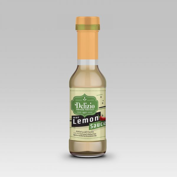 Hot Lemon Sauce