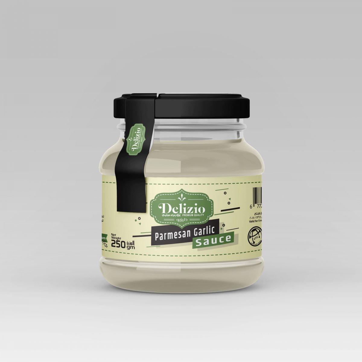 Parmesan Garlic Sauce