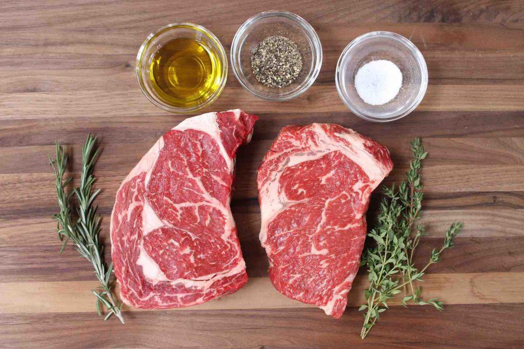 premium cuts steak